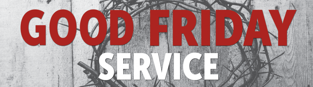 Good Friday Healing Service
